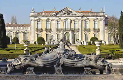 Queluz National Palace, Portugal