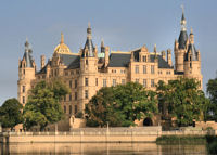 Schwerins slott, tyskland
