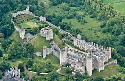 Arundel, West Sussex, England