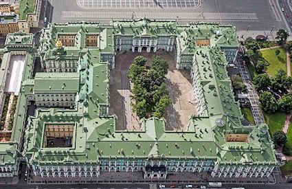 Vinterpalatset Ryssland Svenska Amp Europeiska Slott