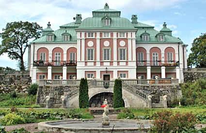 slott och herrgårdar i södra sverige